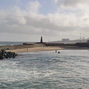 Portal Strand von Bajamar