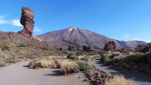 Teide und Anaga in Tenerife Norte