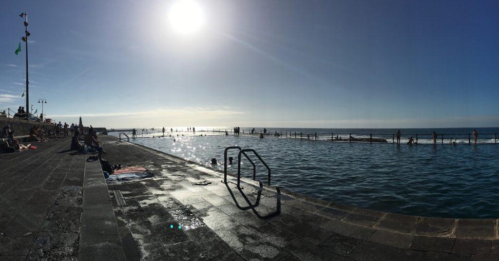 Piscinas Naturales de Bajamar 1