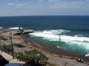 Playas y piscinas en Tenerife Norte