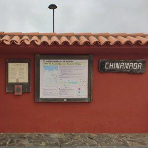 Camino a Chinamada