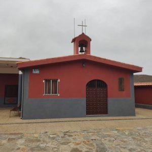 Iglesia en Chinamada
